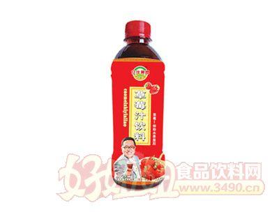 亿佳果园500ml草莓汁