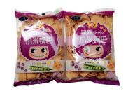 卡奇豌豆小米锅巴