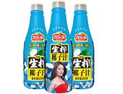 欢乐家1千克生榨椰子汁(果肉型)