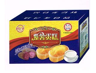 好亿多-紫薯蛋糕