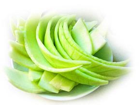 西瓜皮的营养价值