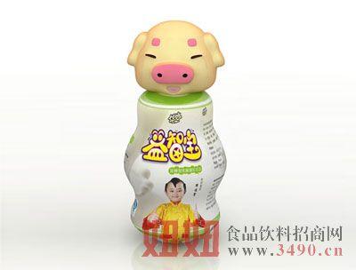 益智宝发酵型儿童奶憨憨猪