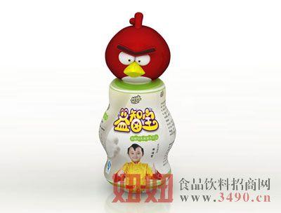 益智宝发酵型儿童奶酷酷鸟