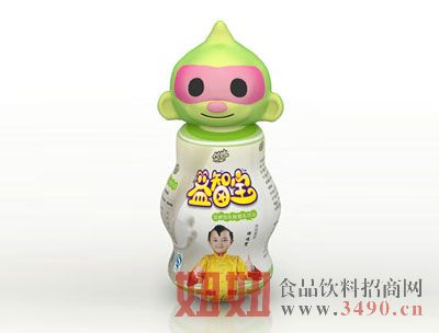 益智宝发酵型儿童奶皮皮猴