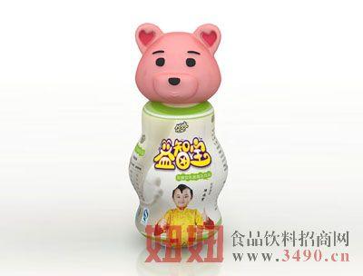 益智宝发酵型儿童奶嘟嘟熊