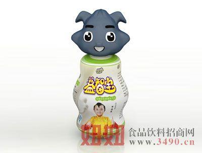 益智宝发酵型儿童奶小灰灰