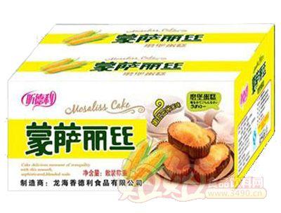 福建龙海蒙萨丽丝玉米蛋糕