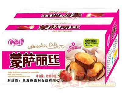 福建龙海蒙萨丽丝草莓蛋糕