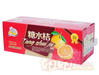 吉爽糖水桔罐头248gX10