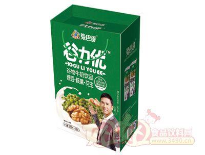 谷力优绿豆16盒装礼盒