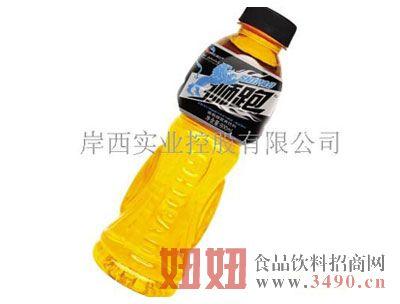 英菲动力狮跑能量饮料