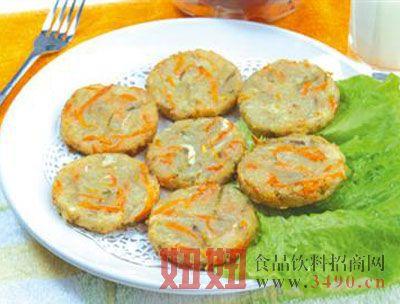 胖哥-蔬菜饼