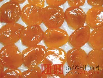 东迈士-TGF006-杏脯