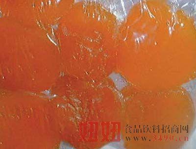 东迈士-TGF003-杏脯