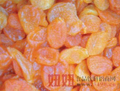 东迈士-TGF002-杏脯