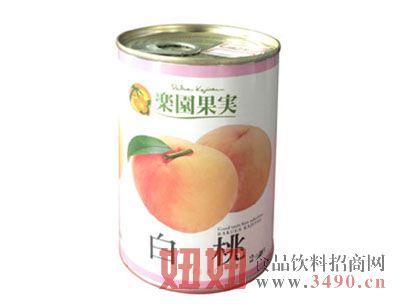 东迈士-黄桃罐头