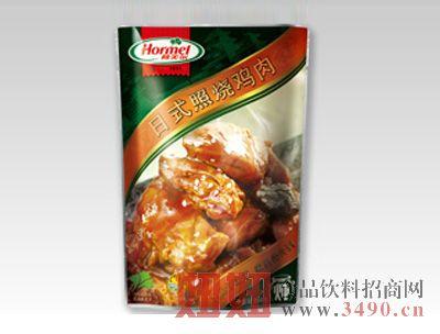 荷美尔-日式照烧鸡肉