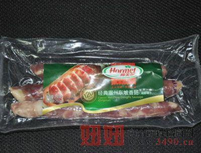 荷美尔-眉州东坡香肠(咸鲜味)