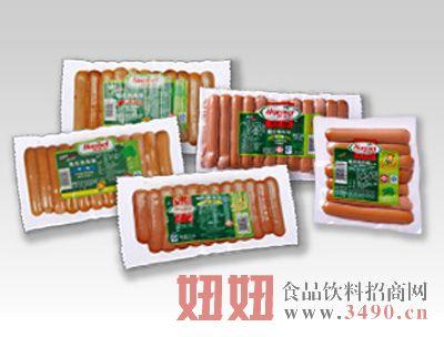 荷美尔-脆皮热狗肠(原味)(黑椒)(奶酪)(香蜜)