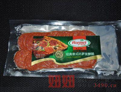 荷美尔-经典意式比萨发酵肠