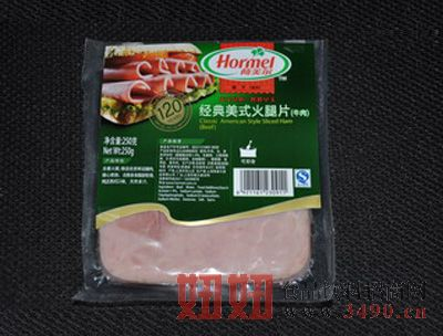 荷美尔-经典美式火腿片(牛肉)