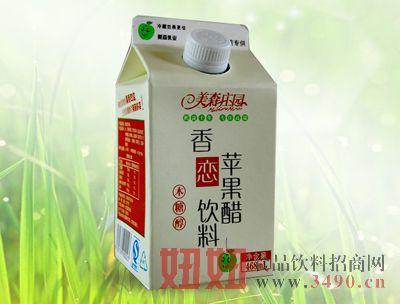 美森庄园468香恋木糖醇苹果醋饮料