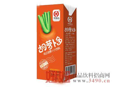 250ml胡萝卜多