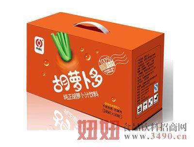 箱装胡萝卜多