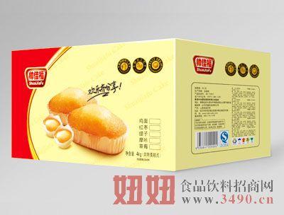 4kg帅佳福蛋糕黄色