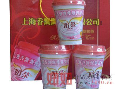 上海香飘飘草莓
