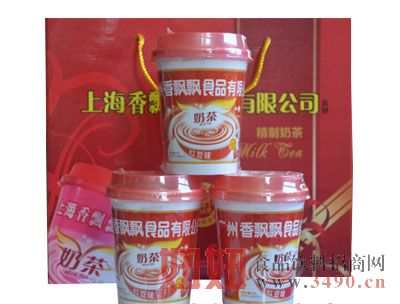 广州香飘飘红豆