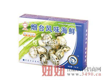 即食海蛤200克