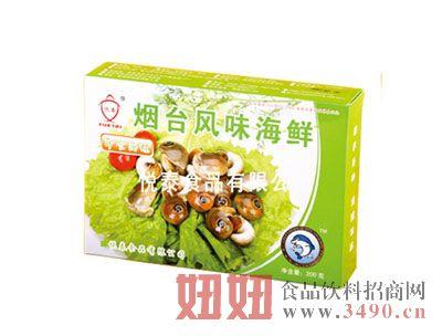 即食海螺200克