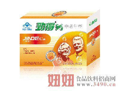 劲得-钙中老年型
