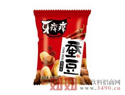 牙�W�W�Q豆-香辣味