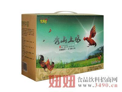 秀山土鸡卤味、原味全鸡(熟食)礼品盒