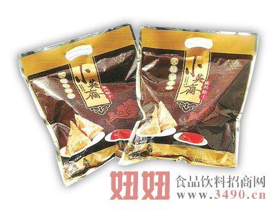 小英斋火腿鲜肉粽