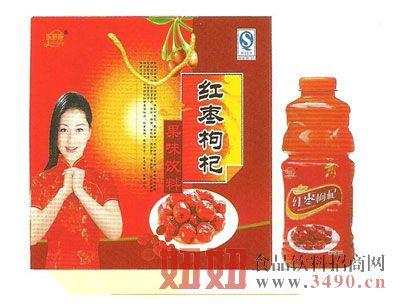 红枣枸杞1l