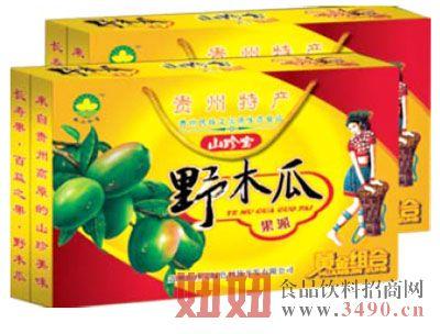 山珍宝野木瓜果派黄金组合礼盒
