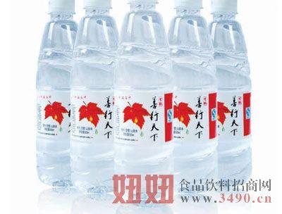 天然山泉水瓶装_天然山泉水瓶装怎么样