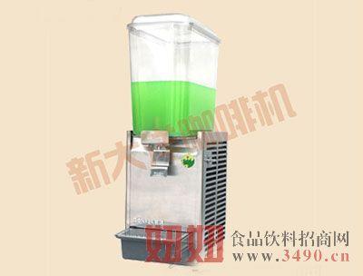 单缸冷饮机