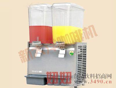 两缸冷饮机