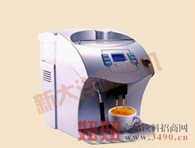 东菱现磨咖啡机