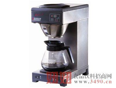 荷兰电子香浓蒸馏咖啡机