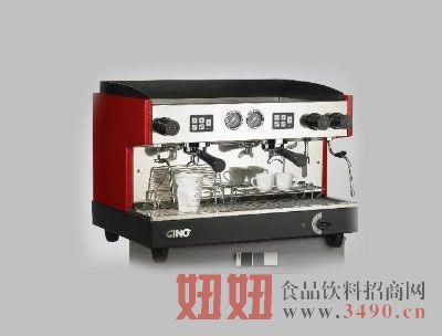 吉诺GCM221双头大型半自动咖啡机