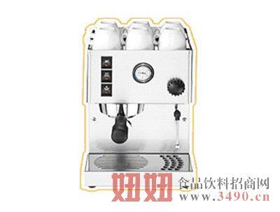 Elegant小型半自动咖啡机