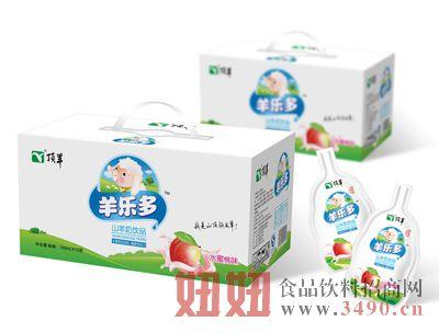 顶羊水蜜桃棒酸-酸羊奶