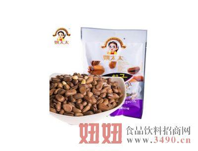 姚太太开口松子138克袋装东北特产特级新货原味零食小吃坚果