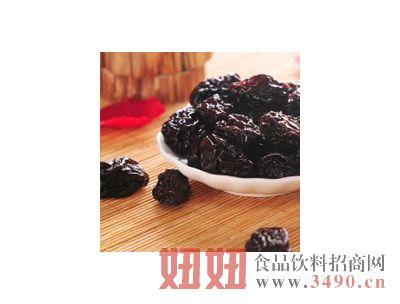 姚太太蜜�T果脯干果休�e零食酸甜可口西梅138克袋�b