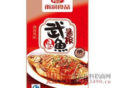 酱板武昌鱼-200g